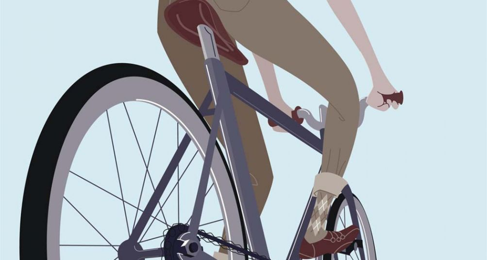 La bicicletta come scuola di filosofia