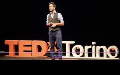 Speaker a TEDx Torino